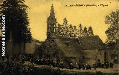 Eglise de Lanvenegen