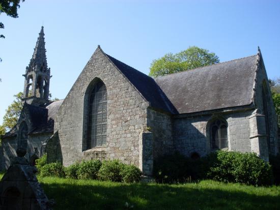 Chapelle de Saint Urlo