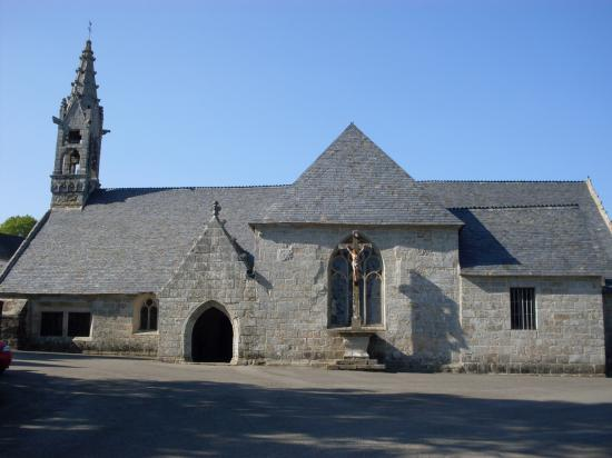 Eglise Saint Cognogan Lanvenegen