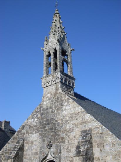 Eglise Saint Cognogan Lanvénégen
